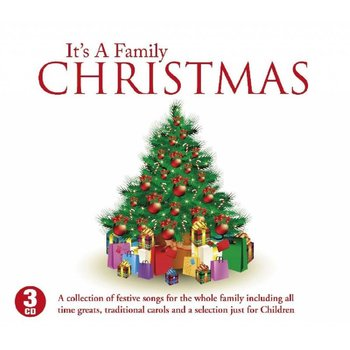 IT'S A FAMILY CHRISTMAS - VARIOUS ARTISTS (CD)