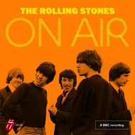 THE ROLLING STONES - ON AIR (CD).