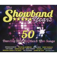 THE SHOWBAND YEARS 50 DANCING HITS RARITIES AND LOVE (CD)...