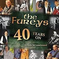 THE FUREYS - 40 YEARS ON (CD)...