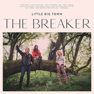 LITTLE BIG TOWN - THE BREAKER (CD)