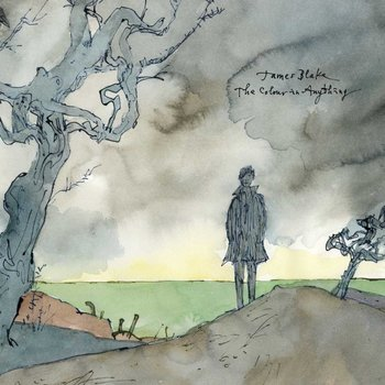 JAMES BLAKE - THE COLOUR IN ANYTHING (CD)