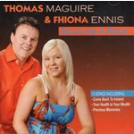 THOMAS MAGUIRE AND FHIONA ENNIS - SOLID AS A ROCK (CD)...