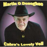MARTIN O'DONOGHUE - CABRA'S LOVELY VEIL (CD)