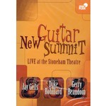 NEW GUITAR SUMMIT - LIVE AT THE STONEHAM THEATRE (DVD)