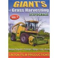 GIANT'S OF GRASS HARVESTING SCOTSGRASS   VOL.1 (DVD)