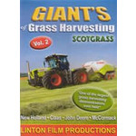GIANT'S OF GRASS HARVESTING SCOTGRASS VOL.2 (DVD)
