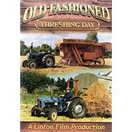 OLD FASHIONED THRESHING DAY (DVD)