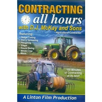 CONTRACTING ALL HOURS (DVD)