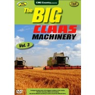 THE BIG CLAAS MACHINERY VOL.3 (DVD)