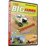 THE BIG CLAAS MACHINERY VOL.2 (DVD)