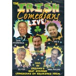 THE IRISH COMEDIANS - LIVE (DVD)...