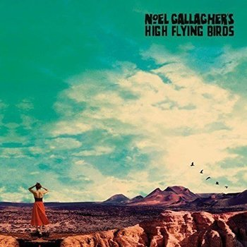 NOEL GALLAGHER'S HIGH FLYING BIRDS - WHO BUILT THE MOON (CD)