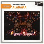 ALABAMA - THE VERY BEST OF ALABAMA LIVE (CD)