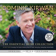 DOMINIC KIRWAN - THE ESSENTIAL IRISH COLLECTION (CD)...