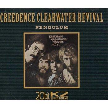 CREEDENCE CLEARWATER REVIVAL - PENDULUM (CD)