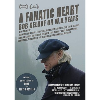 A FANTASTIC HEART - BOB GELDOF ON WB YEATS (DVD)