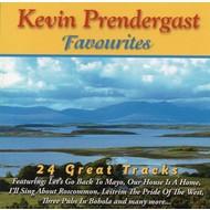 KEVIN PRENDERGAST - FAVOURITES (CD)...