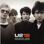 U2 - 18 SINGLES (CD).