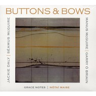 BUTTONS & BOWS - GRACE NOTES (CD)...