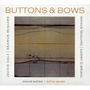 BUTTONS & BOWS - GRACE NOTES (CD)