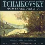 TCHAIKOVSKY PIANO & VIOLIN CONCERTOS (CD)