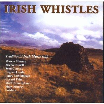 IRISH WHISTLES  (CD)