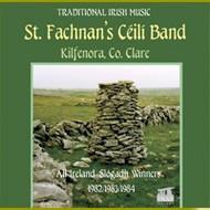 ST FACHNAN'S CEILI BAND (CD)...
