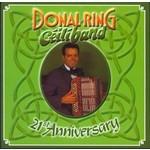 DONAL RING - CEILI BAND  21st ANNIVERSARY (CD)...