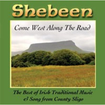 SHEBEEN - COME WEST ALONG THE ROAD (CD)