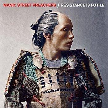 MANIC STREET PREACHERS - RESISTANCE IS FUTILE (CD).