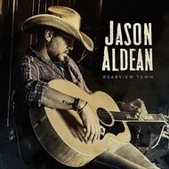 JASON ALDEAN - REARVIEW TOWN (CD)