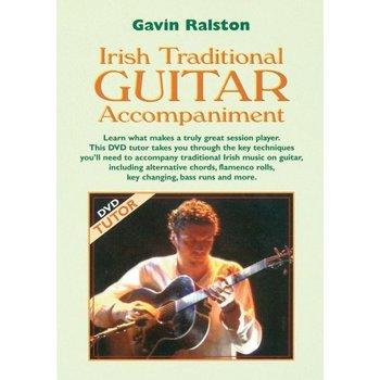 GAVIN RALSTON - IRISH TRADITIONAL GUITAR ACCOMPANIMENT (DVD)