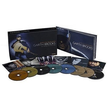 GARTH BROOKS - BLAME IT ALL ON MY ROOTS  (6 CD / 2 DVD SET)