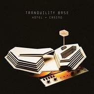 ARCTIC MONKEYS - TRANQUILITY BASE HOTEL + CASINO (CD)...