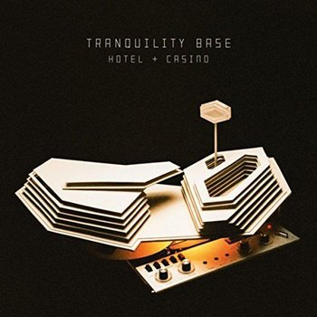 ARCTIC MONKEYS - TRANQUILITY BASE HOTEL + CASINO (Vinyl LP)