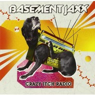 BASEMENT JAXX - CRAZY ITCH RADIO (CD)