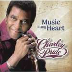 CHARLEY PRIDE - MUSIC IN MY HEART (CD)...