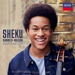 SHEKU KANNEH-MASON - INSPIRATION (CD)...