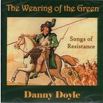 DANNY DOYLE - THE WEARING OF THE GREEN (CD)...