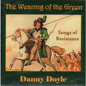 DANNY DOYLE - THE WEARING OF THE GREEN (CD)