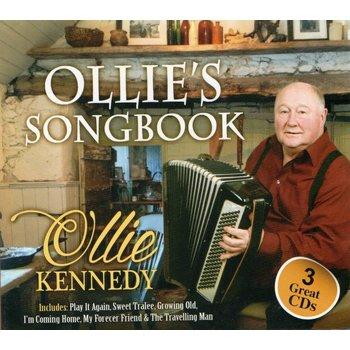 OLLIE KENNEDY - OLLIE'S SONGBOOK (3 CD SET)