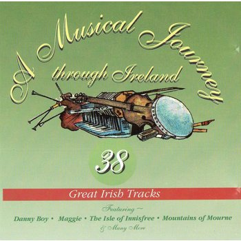 BRIAN LYNCH - A MUSICAL JOURNEY THROUGH IRELAND (CD)