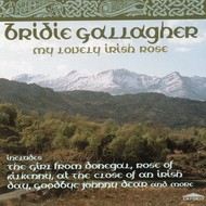 BRIDIE GALLAGHER - MY LOVELY IRISH ROSE (CD)