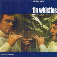 PADDY MOLONEY & SEAN POTTS - TIN WHISTLES (CD)...
