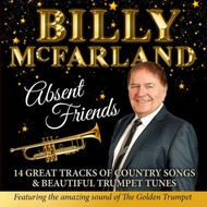 BILLY MCFARLAND - ABSENT FRIENDS (CD)