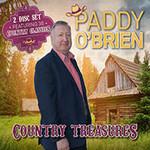 PADDY O'BRIEN - COUNTRY TREASURES (2 CD Set)...