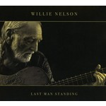 WILLIE NELSON - LAST MAN STANDING (CD)...