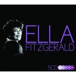 ELLA FITZGERALD - ELLA FITZGERALD (5 CD Set)...