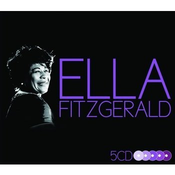 ELLA FITZGERALD - ELLA FITZGERALD (5 CD Set)